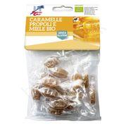 Cukríky s medom a propolisom BIO 50g La Finestra