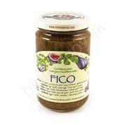 Figový džem BIO 330g Agritur