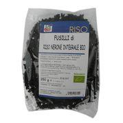 Fusilli z čiernej ryže celozrnné BIO 250g La Finestra