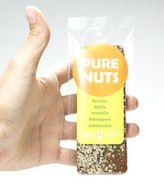 Hrušková tyčinka s konopnými semienkami 50g Pure Nuts