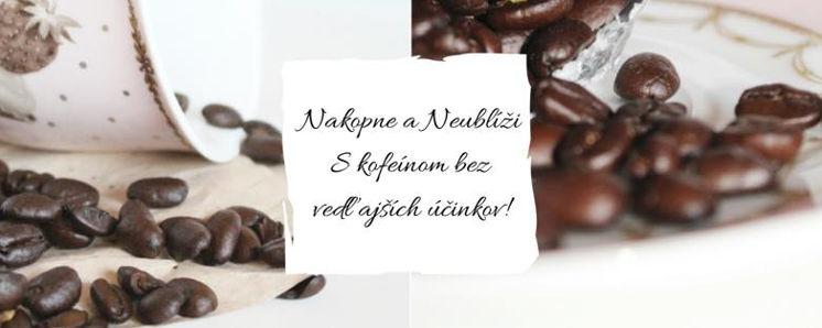 káva bez vedľajších účinkov kofeínu