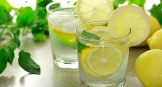 benefity pitia citrónovej šťavy