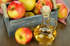 jablčný ocot a jeho účinky na telo