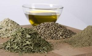 konopný olej v boji proti kožným ochoreniam