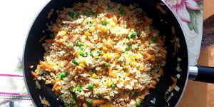 bulgurové rizoto