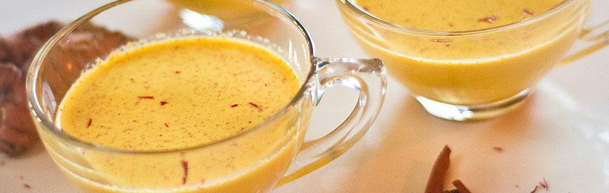 zlaté smoothie