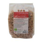 Ditalini semolinové celozrnné BIO 500g La Finestra