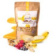 Gabby´s granola horká čokoláda a banán 500g Sunrise