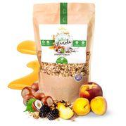 Gabby´s granola lieskový orech 500g Sunrise