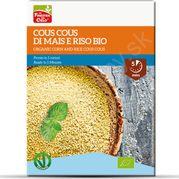 Kuskus kukurično - ryžový BIO 500g La Finestra