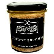 Lieskovcové maslo s kokosom 330g InfiNuty