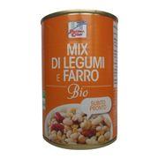 Mix špaldy a strukovín BIO 400g La Finestra