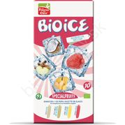 Špeciálne ovocie vodové nanuky BIO ICE 40ml x 10 La Finestra