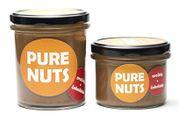 Arašidové maslo s čokoládou 330g Pure Nuts