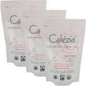 Cafézia Dark roast mletá 227g 3ks