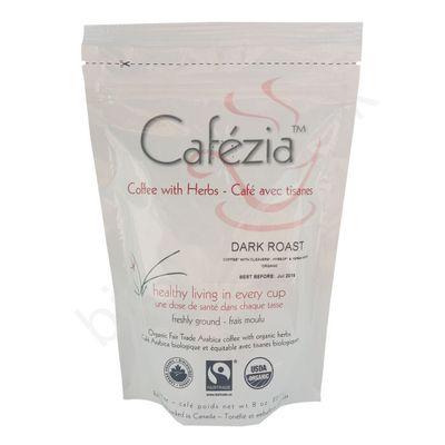 Cafézia Dark roast mletá 227g