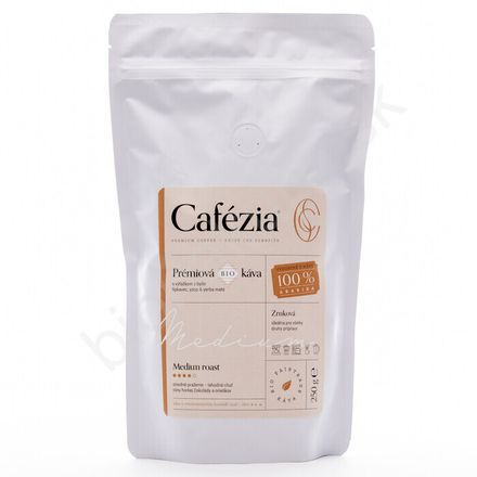 Cafézia New Orleans zrnková s výťažkom z bylín 227g