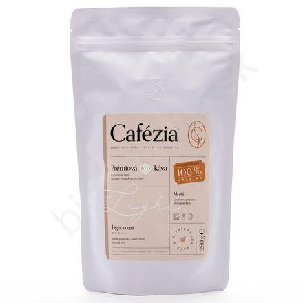 Cafézia Sarah blend mletá 227g