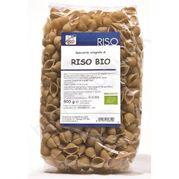 Conchiglie ryžové celozrnné BIO 500g La Finestra