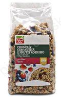 Crunchy granola lesné ovocie BIO La Finestra