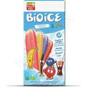 BIO ICE Detské vodové nanuky 10 x 40ml La Finestra