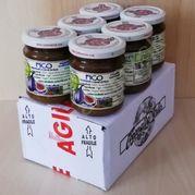 Figový džem TOP BIO 6 x 210g Agritur