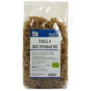 Fusilli ryžové celozrnné BIO 500g La Finestra