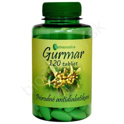 Gurmar tablety 120ks Nutraceutica
