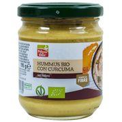 Hummus s kurkumou BIO 195g La Finestra