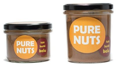 Fakt husté kešu 330g Pure Nuts