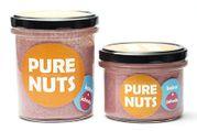 Kokos + jahody 330g Pure Nuts