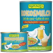 Kokosové mlieko BIO Rapunzel
