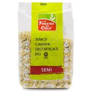 Konopné semienka lúpané BIO 250g La Finestra