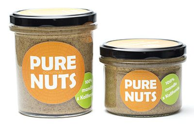 100% mandle z Kalifornie 330g Pure Nuts