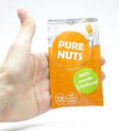 Mandľové maslo Energy 25g Pure Nuts