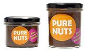 Mandľové maslo extra chrumkavé 330g Pure Nuts