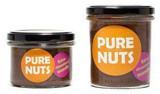 Extra chrumkavé mandle 330g Pure Nuts