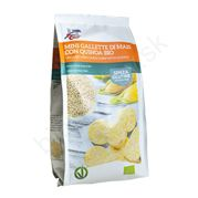 Mini kukuričné chlebíčky s quinou BIO 100g La Finestra