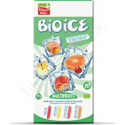 BIO ICE Multiovocné vodové nanuky 10 x 40ml La Finestra