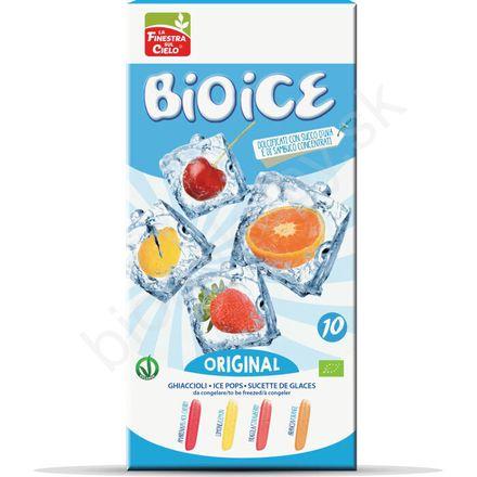 BIO ICE Ovocné vodové nanuky 10 x 40ml La Finestra
