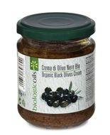 Pesto z čiernych olív BIO 180g Biotuscany