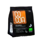Physalis v surovej čokoláde RAW BIO 70g Cocoa