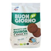 Raňajkové akruxové keksy s quinou a kakaom BIO 250g La Finestra