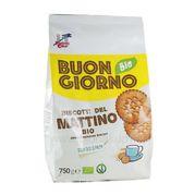 Raňajkové pšeničné keksy BIO 750g La Finestra