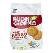 Raňajkové špaldové celozrnné keksy BIO 250g La Finestra