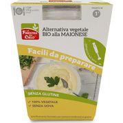 """Rastlinná majonéza """"rýchlo a ľahko"""" BIO 122g La Finestra"""
