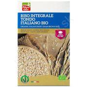 Ryža guľatozrnná natural z Talianska BIO 1kg La Finestra