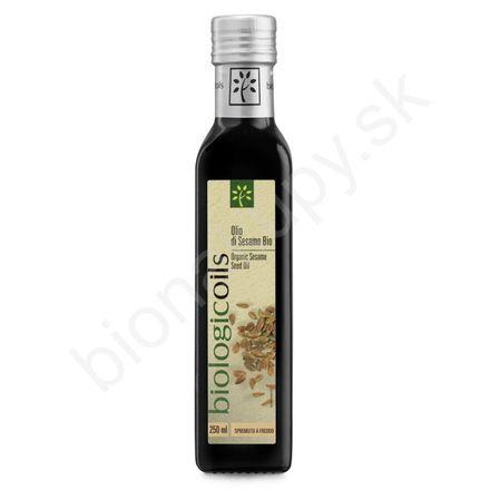 Sezamový olej BIO Biotuscany
