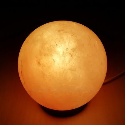 Soľná lampa - Guľa Feng Šuej 3kg La Finestra