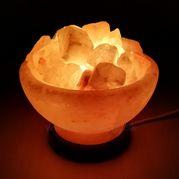 Soľná lampa - Ohnivá misa 2kg La Finestra
